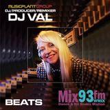 DJ VAL MIX 93FM BEATS