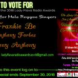 Lady Flava Radio Awards Best Reggae Singers Nominees