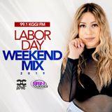 99.1 KGGI LDW 2019 Live Mix (Saturday)