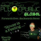 Forwards Ever Backwards Never 005 - House is a Feeling Mixed by Ziggi M