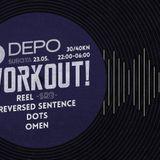 Reel @ Workout / Depo, Zagreb, 23.05.2015.