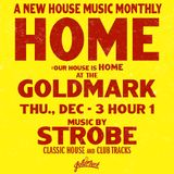 Strobe - HOME live At The Goldmark December 2015 Hour 1