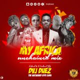 DVJ DUEZ MY AFRICA UNCHAINED