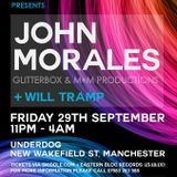 John Morales live at Lost in Music, Manchester. Recorded on 29 September 2017.
