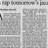 Jazzy Tuesdays' Live Jazz Hip-Hop Mix