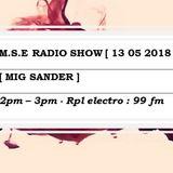 Mig Sander Live [ 13.05.2018] on RPL