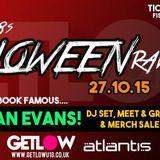 GetLow Under 18 Halloween Rave with Dylan Evans Part 1 of 2