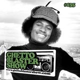 GHETTOBLASTERSHOW #135 (may 04/13)