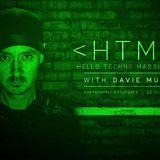 <HTML> Techno show - 28th October 2018 - Davie Murray
