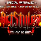 """Special ArtStylez - """" Art Of Stylez """" - Mixed By Sector One"""