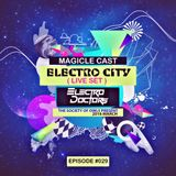 ELECTRO CITY LIVE - ELECTRO DOCTORS - 26th Of March 2016