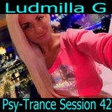 Ludmilla G 27.03.2018 Psy-Trance Session 42