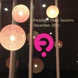 Miss Disk - Paradigm Deep Sessions December 2015