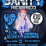 Sanity DJ Competition February 2016