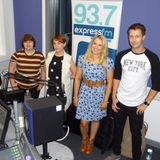 Russell Hill's Country Music Show on Express FM feat. Lucas & King and Lily Garland. 13/08/17