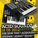 Uur Obscuur 86 :: Acid Soundz with DJ Ignite & DJ Syncope 15/05/2012