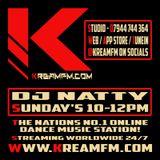 DJ Natty #Urban - KreamFM.Com 20 OCT 2019