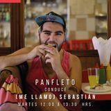 Panfleto - Invitados Lulu Jam y Mums