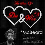 McBeard @ Du&Wir3 - Raumklang 2016-04-16 - (Beard - Tape#16)