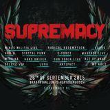 Sub Sonik @ Supremacy 2015