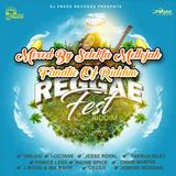 Reggae Fest Riddim (dj frass records 2017) Mixed By SELEKTA MELLOJAH FANATIC OF RIDDIM