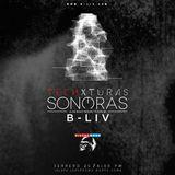 B-Liv : Techxturas Sonoras [Alive Proyect] / Recorded Live Feb.25.2017 / @DiscosMono CDMX