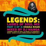 LEGENDS: Ladies of Soul - Chaka Khan