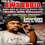 ROLLIN WITH SWANNY LIVE. ON RWS RADIO.. WITH SPECIAL GUEST RAPPER. AKI