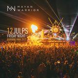 Julps - Mayan Warrior - Burning Man - 2017