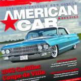 Harry & Edna on the Wireless. We chat to American Car Magazine