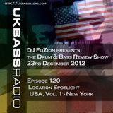 Ep. 120 - Location Spotlight on USA, Vol. 1 - New York