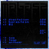 20160612 DIGITALion baraSTEIN #1 lowTEMPanthemz