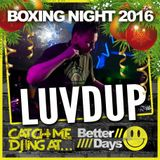 Luvdup Better Days Grand Finale promo megamix