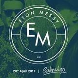 Eton Messy DJ Set @ Cakeshop, Seoul