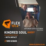 The UK Garage Show with DJ Impact & Special Guest Kindred Soul 20 OCT 2018