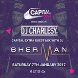 DJ Charlesy Capital Xtra Guest Mix with DJ Sherman