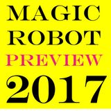 MAGIC ROBOT 2017 PREVIEW MIX - FRIDAYS AT THE DOGSTAR BRIXTON LONDON WWW.DOGSTARBRIXTON.COM