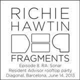 Richie Hawtin: DE9 Fragments 8. Diagonal, RA: Sonar (Barcelona, June 14, 2013)