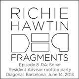 Richie Hawtin: DE9 Fragments 8. Diagonal, RA: Sonar (Barcelona, June 14, 2013)