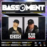 The Bassment w/ DJ Exodus 9.29.17