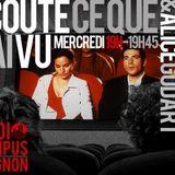 Ecoute ce que j'ai vu - Radio Campus Avignon - 29/02/12