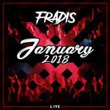 FRADIS LIVE #January 2018