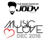 MUSICLOVE BY JODY #dec 2016