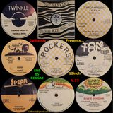 DaBlenda Presents SUB 85 REGGAE 12inch Part 23