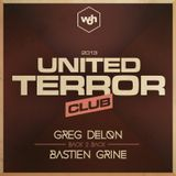 Greg Delon & Bastien Grine @ United Terror Club 2013
