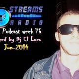 Radio Mix Week 76 - Mixed by Dj El Loco