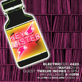 Electric Feel #420 - Twelve Inches