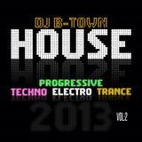 Deejay B-Town - Techno Madness Vol:2 (2013)