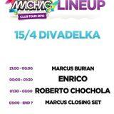 MARCUS BURIAN - MB SET VOL. 11 ''LIVE'' MÁCHÁČ TOUR OFFICIAL - DIVADÉLKA - PÍSEK