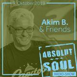 Absolut Soul Show /// 9.10.2019 on SOULPOWERfm